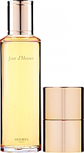 Düfte, Parfümerie und Kosmetik Hermes Jour D'hermes - Duftset (Eau de Parfum Refill 125ml + Eau de Parfum 10ml)