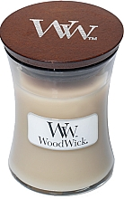 Düfte, Parfümerie und Kosmetik Duftkerze im Glas At The Beach - Woodwick At The Beach