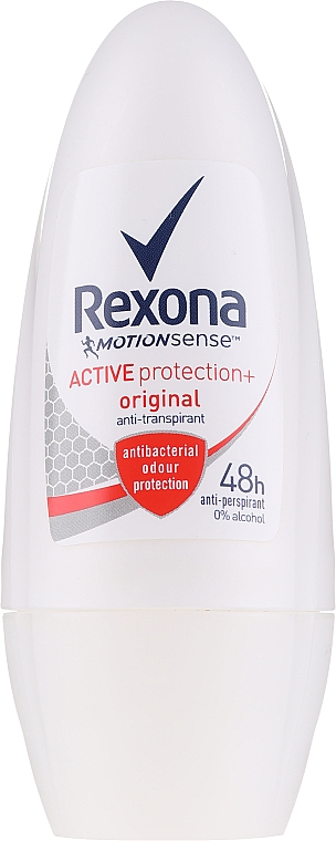 Deo Roll-on Antitranspirant - Rexona MotionSense Active Protection + Original