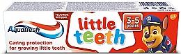 Düfte, Parfümerie und Kosmetik Kinder-Zahnpasta 3-5 Jahre - Aquafresh Kids PAW Patrol