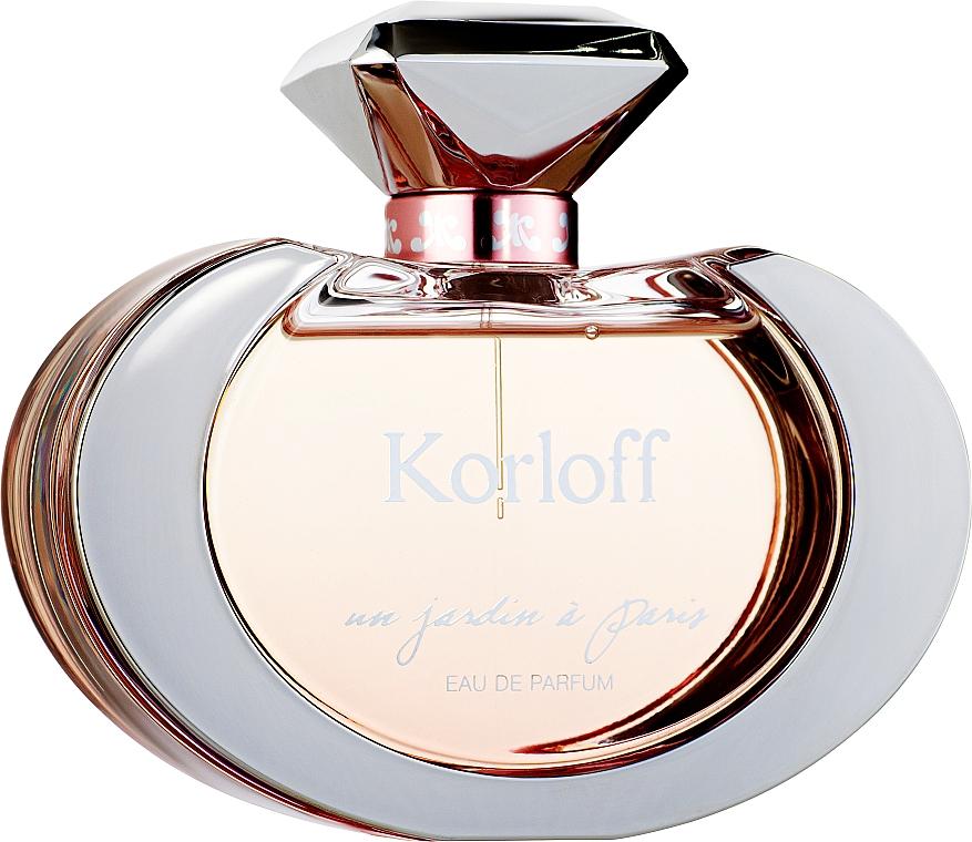 Korloff Paris Un Jardin A Paris - Eau de Parfum