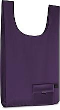 Düfte, Parfümerie und Kosmetik Falttasche violett Smart Bag in Etui - MakeUp