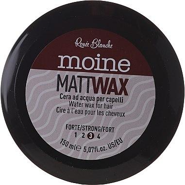 Haarwachs mit Matt-Effekt Starker Halt - Renee Blanche Moine Matt Wax