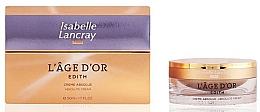 Düfte, Parfümerie und Kosmetik Gehaltvolle Anti-Aging Gesichtscreme - Isabelle Lancray L'age D'Or Edith Absolute Cream