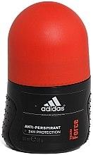 Düfte, Parfümerie und Kosmetik Adidas Team Force - Deo Roll-on Antitranspirant