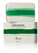 Düfte, Parfümerie und Kosmetik Seife Limette & Granatapfel - Baxter of California Vitamin Cleansing Bar Italian Lime & Pomegranate