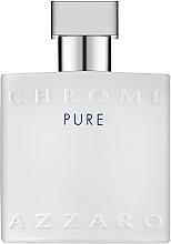 Düfte, Parfümerie und Kosmetik Azzaro Chrome Pure - Eau de Toilette