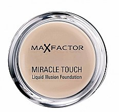 Düfte, Parfümerie und Kosmetik Foundation - Max Factor Miracle Touch