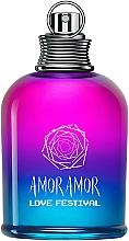 Düfte, Parfümerie und Kosmetik Cacharel Amor Amor Love Festival - Eau de Toilette