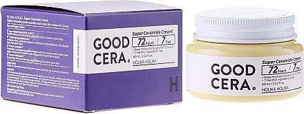 Tief feuchtigkeitsspendende Gesichtscreme mit Ceramiden - Holika Holika Good Cera Super Cream Sensitive