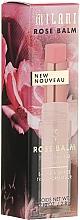 Düfte, Parfümerie und Kosmetik Pflegender Lippenbalsam mit Rosen- und Kokosöl und Vitamin E - Milani Rose Transforming Lip Balm