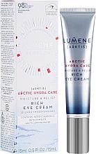 Düfte, Parfümerie und Kosmetik Reichhaltige Creme für den Augenbereich - Lumene Arctic Hydra Care [Arktis] Moisture & Relief Rich Eye Cream
