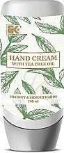 Düfte, Parfümerie und Kosmetik Handcreme mit Teebaumöl - Brazil Keratin Hand Cream With Tea Tree Oil