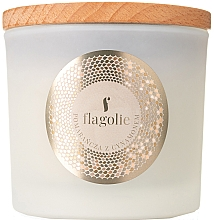 Düfte, Parfümerie und Kosmetik Duftkerze im Glas Orange & Cinnamon - Flagolie Fragranced Candle Orange & Cinnamon