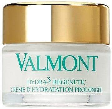 Feuchtigkeitsspendende Gesichtscreme - Valmont Hydration Hydra 3 Regenetic Cream — Bild N1