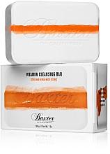Düfte, Parfümerie und Kosmetik Seife Zitrus & Kräuter Moschus - Baxter of California Vitamin Cleansing Bar Citrus & Herbal Musk