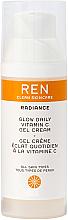 Düfte, Parfümerie und Kosmetik Feuchtigkeitsspendende Tagescreme mit Vitamin C - Ren Radiance Glow Daily Vitamin C Gel Cream Moisturizer