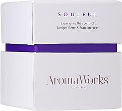 Düfte, Parfümerie und Kosmetik Duftkerze Seelenfülle - AromaWorks Soulful Candle