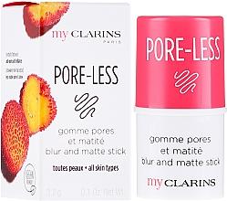 Düfte, Parfümerie und Kosmetik Mattierender Abdeckstick zur Porenverfeinerung - Clarins My Clarins Pore-Less Blur And Matte Stick