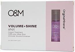 Düfte, Parfümerie und Kosmetik Haarbehandlung für mehr Volumen und Glanz - Original & Mineral Volume + Shine Instant Shot Treatment