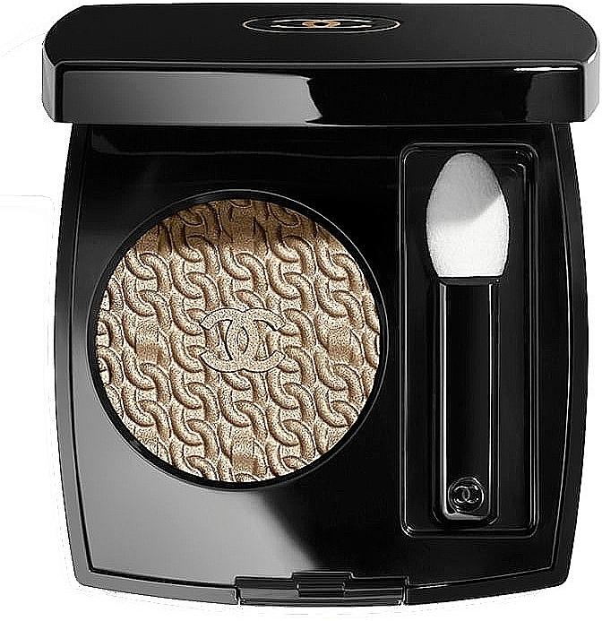 Langanhaltender Lidschatten mit Pudertextur - Chanel Ombre Premiere Longwear Powder Eyeshadow Limited Edition