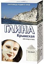 Düfte, Parfümerie und Kosmetik Krymska biała glinka do twarzy i ciała - FitoKosmetyki
