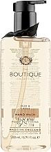 Düfte, Parfümerie und Kosmetik Flüssige Handseife mit Oud & Cassis - Grace Cole Boutique Oud & Cassis Hand Wash