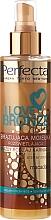 Düfte, Parfümerie und Kosmetik Selbstbräunungs-Körperspray mit Macadamiaöl - Perfecta I Love Bronze Spray Mist