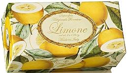 Düfte, Parfümerie und Kosmetik Naturseifen Geschenkset 6 St. - Saponificio Artigianale Fiorentino Lemon (6x50g)