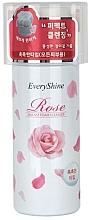 Düfte, Parfümerie und Kosmetik Augleichender tonisierender und feuchtigkeitsspendender Gesichtsreinigungsschaum mit Rosenextrakten - EveryShine Rose Mousse Foam Cleanser