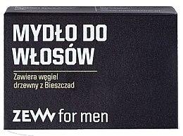 Düfte, Parfümerie und Kosmetik Haarseife für Männer - Zew For Men Hair Soap