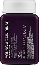 Düfte, Parfümerie und Kosmetik Stärkender Conditioner für langes Haar - Kevin.Murphy Young.Again.Rinse (Mini)