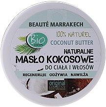Düfte, Parfümerie und Kosmetik 100% Natürliche Kokosbutter für Körper und Haar - Beaute Marrakech Coconut Butter