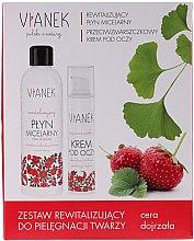 Düfte, Parfümerie und Kosmetik Gesichtspflegeset - Vianek (Mizellen-Reinigungswasser 150ml + Augencreme 50ml + Gesichtsmaske 10ml)