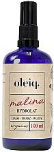 Düfte, Parfümerie und Kosmetik Himbeerhydrolat für Gesicht, Körper und Haar - Oleiq Hydrolat Raspberry