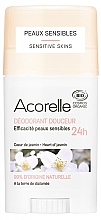 Düfte, Parfümerie und Kosmetik Deostick mit Jasmin - Acorelle Deodorant Stick Gel Heart Of Jasmine