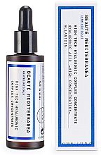 Düfte, Parfümerie und Kosmetik Gesichtskonzentrat mit Hyaluronsäure - Beaute Mediterranea High Tech Hyaluronic Complex Concentrate