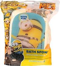 Düfte, Parfümerie und Kosmetik Kinder-Badeschwamm Minions blau - Suavipiel Minions Bath Sponge