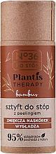 Düfte, Parfümerie und Kosmetik Aufweichender und glättender Fußpeeling-Stick - Pharma CF No.36 Plantis Therapy Peeling Foot Stick