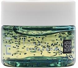 Düfte, Parfümerie und Kosmetik Feuchtigkeitsspendendes Serum für den Augen- und Lippenkonturenbereich - AQUAYO Aqua Face Eyeserum