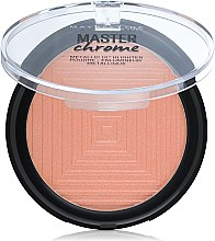 Düfte, Parfümerie und Kosmetik Flüssiger Highlighter - Maybelline Face Studio Master Chrome Metallic Highlighter