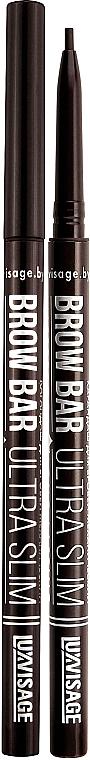 Mechanischer Augenbrauenstift - Luxvisage Brow Bar Ultra Slim