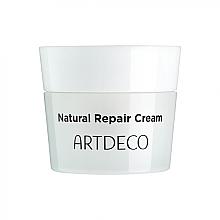 Düfte, Parfümerie und Kosmetik Intensiv pflegende Nagelcreme mit natürlichen Ölen - Artdeco Natural Repair Cream