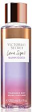 Düfte, Parfümerie und Kosmetik Parfümierter Körpernebel - Victoria's Secret Love Spell Sunkissed Fragrance Mist