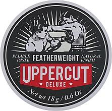 Düfte, Parfümerie und Kosmetik Modellierende Haarpaste Mittlerer Halt - Uppercut Deluxe Featherweight (Mini)