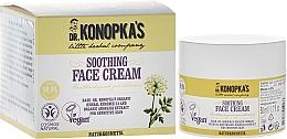 Düfte, Parfümerie und Kosmetik Beruhigende Gesichtscreme - Dr. Konopka's Soothing Face Cream