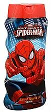 Düfte, Parfümerie und Kosmetik Baby Duschgel mit Aloe-Vera, Baumwolle und Erdbeeren - VitalCare Spiderman Shower Gel