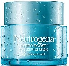 Düfte, Parfümerie und Kosmetik Feuchtigkeitsspendende Crememaske - Neutrogena Hydro Boost 3D Sleeping Mask