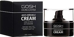 Düfte, Parfümerie und Kosmetik Anti-Aging Gesichtscreme - Gosh Donoderm Anti Wrinkle Cream Prestige