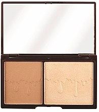 Düfte, Parfümerie und Kosmetik Gesichtskontur-Palette - I Heart Revolution Palette